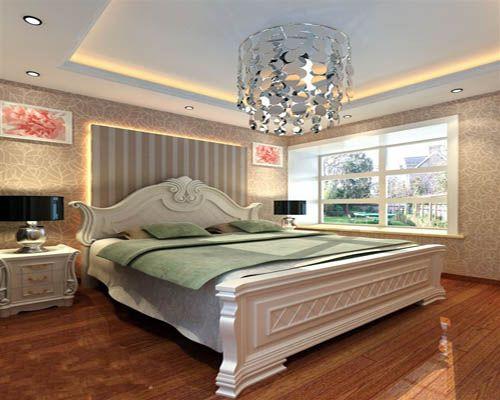 2013年卧室吊顶装修效果图
