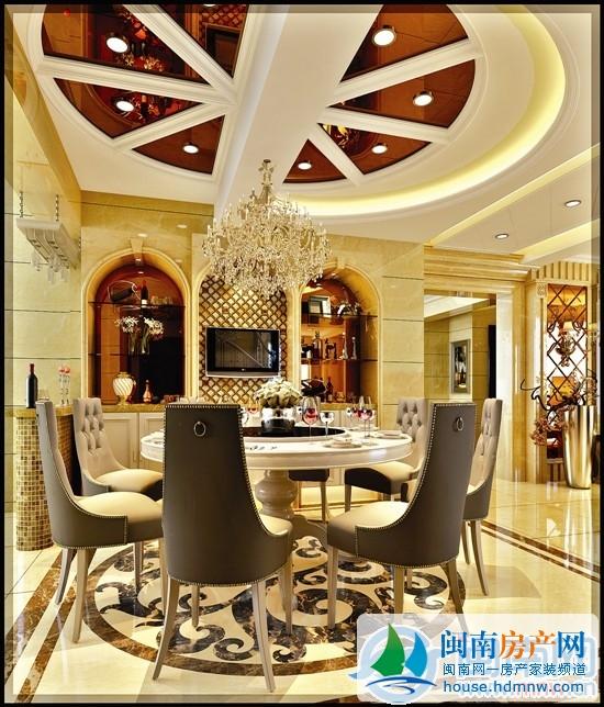客厅作为一家之门面,是设计