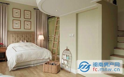 简单法式设计 打造清新单身公寓
