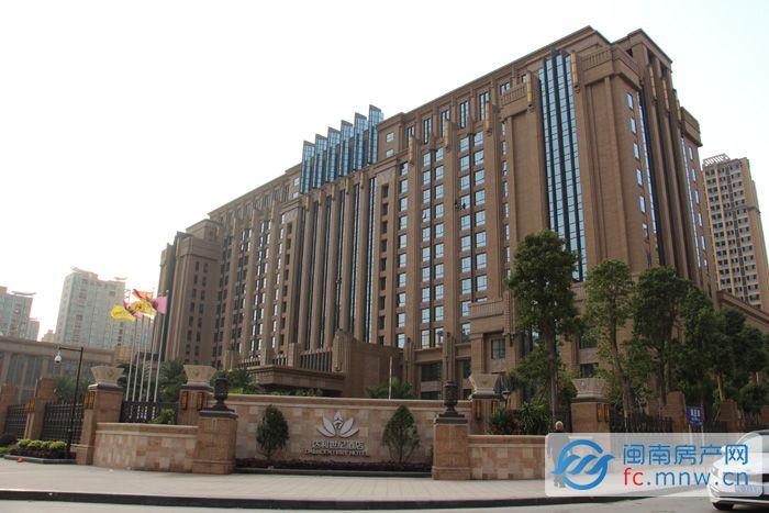 規劃有6棟18層小 高層,小區設計歐式風格,與達利酒店風格一樣,具有
