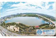 泉港锦绣公园已投入使用