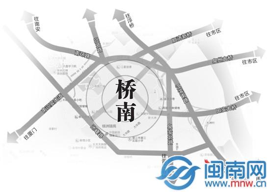 田安大桥泉州晋江机场连接线的通车