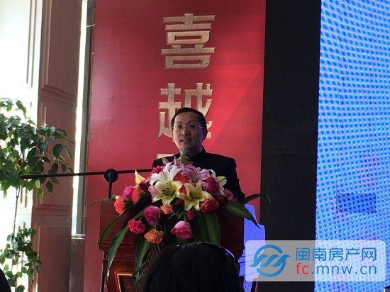国立华侨大学工商管理学院张向前教授-惠风第1城 迎宾里商铺启动 日