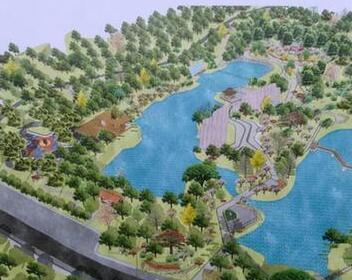 石狮宝盖山石窟公园开工 9个月后建成 亮点抢先看