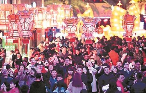 2018年泉州灯会定于正月十三至十六举办 三大展区闹元宵