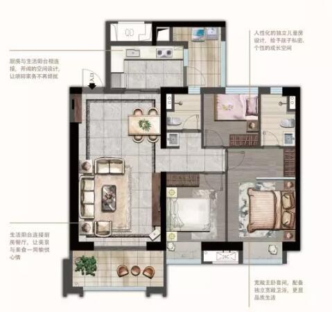 万科金域滨江三期获批预售 360套房源即将开盘
