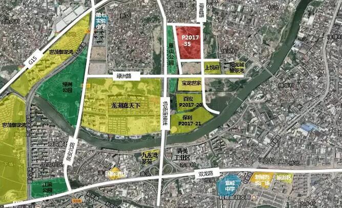 总建超22万方 晋江池店南限价12030元/平地块将拍卖