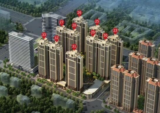 当代万国城:最后一栋 97-143㎡高层美宅即将上市